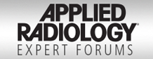 Applied Radiology Expert Forums