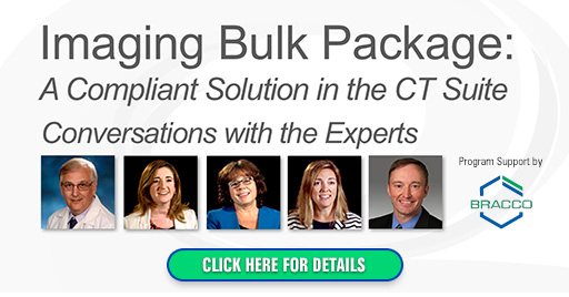 Imaging Bulk Package: A Compliant Solution In The CT Suite