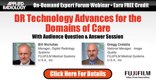 DR Technology Advances for the Domains of Care