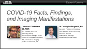 COVID-19 Facts, Findings, and Imaging Manifestations